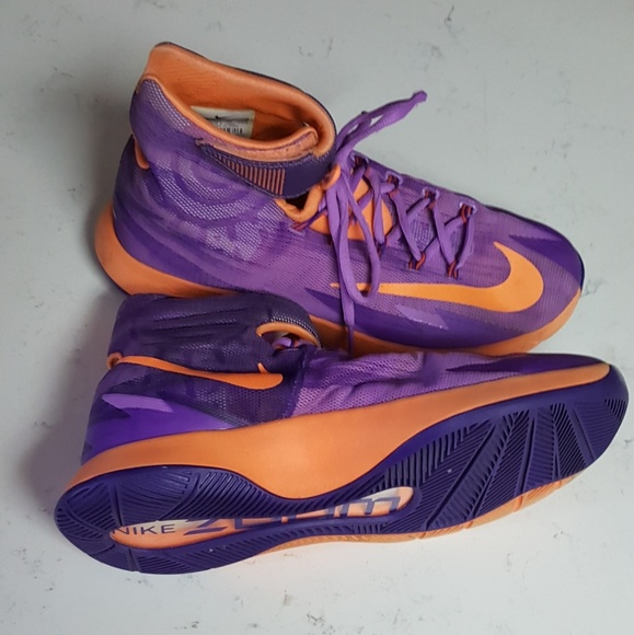 new styles 49825 e33bb Nike Zoom HyperRev Atomic Purple Citrus Orange Men.  M 5b228053035cf104fd16e5db